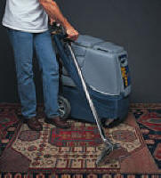 EXTRACTOR. carpet cleaning machines - EDIC