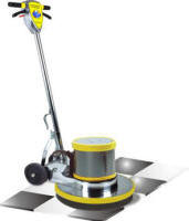 DUAL SPEED FLOOR MACHINE, 175 - 300 RPM MERCURY