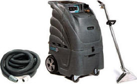 Carpet Extractor 12 Gal with Hose Set and Wand